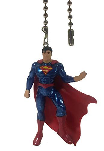 Superman Shiny Character Fan Pull