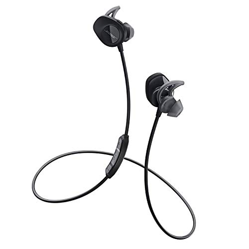 - Bose SoundSport Wireless Headphones, Black