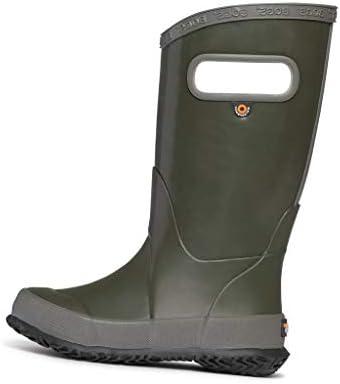 BOGS Kids' Rainboot Waterproof Rain Boot