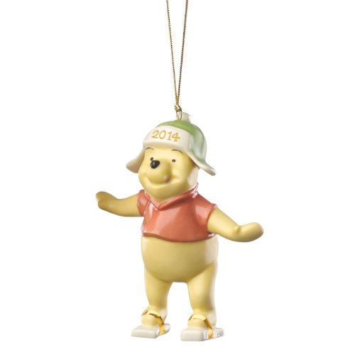 Lenox 2014 Playful Pooh Ornament
