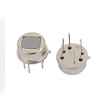 Detector de movimiento infrarrojos piroeléctrico DealMux 2 PC sensor PIR IR del cuerpo humano
