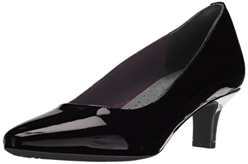 Women's Dress Kirsie Pump Rockport Patent Black Kimly B6qCtdw