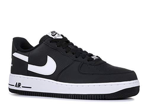 Nike Air Force 1/Supreme/CDG - US 8 Black/White (Supreme X Nike Air Force 1 High)
