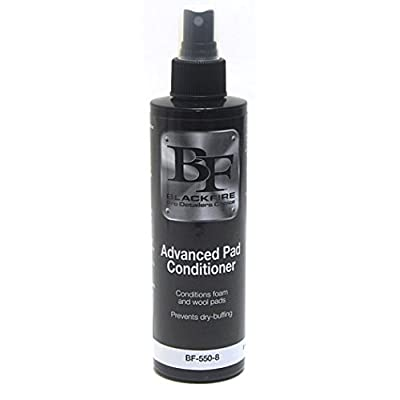 Blackfire Pro Detailers Choice BF-550-8 Advanced Pad Conditioner, 8 oz.: Automotive