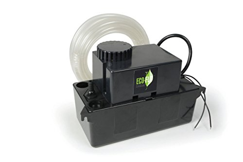- ECO-FLO Products CDSP Condensate Utility Pump; 1/40 HP