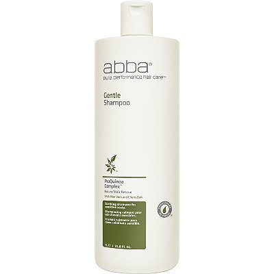 Abba Gentle Shampoo, 33.8 Ounce (Back To Basics Texturizing Spray)