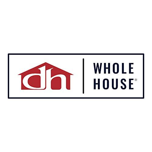 Design House 519884 Kimball 1 Light Semi Flush Mount Ceiling Light, Bronze by Design House (Image #8)