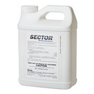 Sector 1 Gal Permethrin Mosquito & Flying Pest & Insect Control Misting Insecticide ULV Misting Concentrate