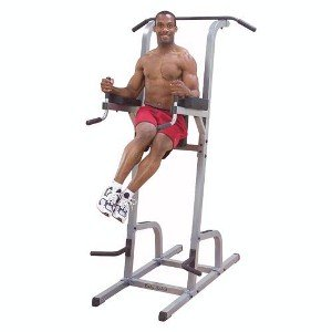 Bodysolid ボディソリッド バーチカル二ーレイズ&ディプス&チンニング GVKR-82 (広背筋、大胸筋、腹筋を強化)   B001333CWG