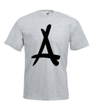 original schwarzmarkt mens t shirt model kid ink tha alumni black