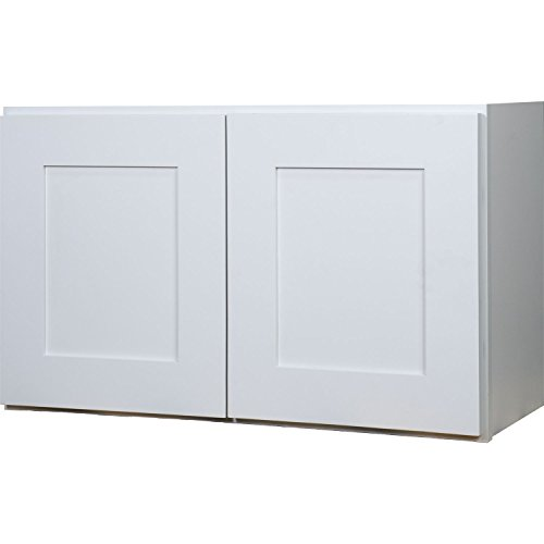 30 inch white kitchen cabinets everyday cabinets 30 inch door bridge wall cabinet 10197