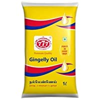 777 Gingelly Oil / Sesame Oil - Pouch - 1000ml