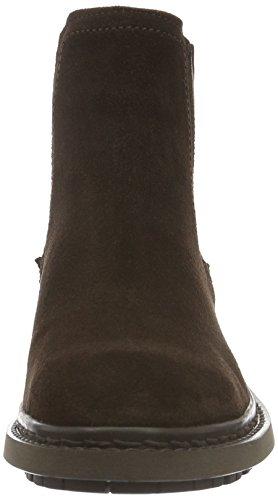 Napapijri Reese, Zapatillas de Estar por Casa para Mujer Marrón - Braun (Dark brown N46)