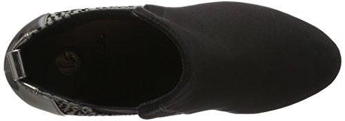 Micro Chelsea 909536 Femme Boots La Black Noir 2201 Strada p0OqWwB