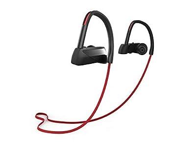 Bluetooth Headphones, Wireless Earbuds Ul-12 Lightweight & Fast Sports Earphones