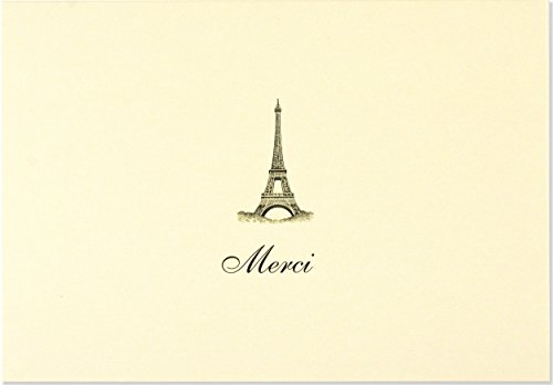 (Merci Thank You Notes (Stationery, Note)