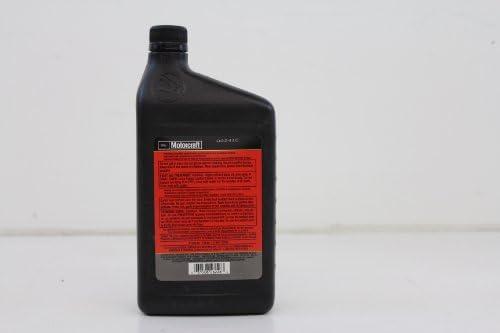 Genuine Ford Fluid XT-M5-QS Full Synthetic Manual Transmission Fluid - 1  Quart