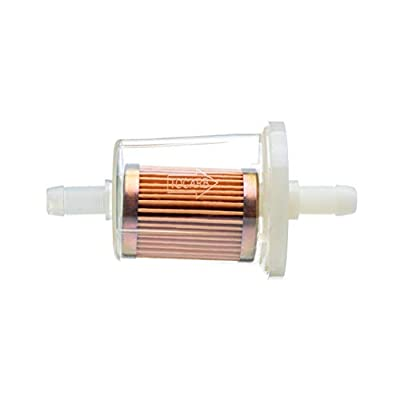 Fuel Filter Heavy Duty Outboard: Sports & Outdoors