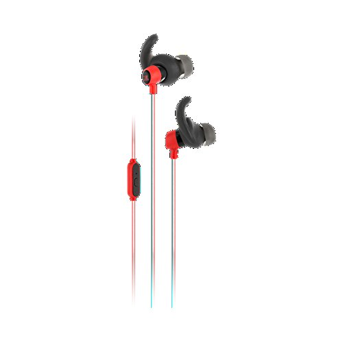 JBL Reflect Mini Wired in-Ear Sport Headphones (Red)