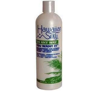 Hawaiian Silky Do Anyway You Want It Cream Moisturizing Curl Activator Size: 16oz