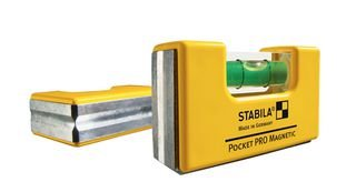 Stabila 17768-s Spirit Level, Pocket, Magnetic