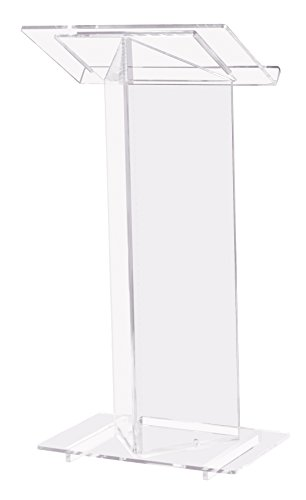Prices for Traditional Acrylic Lectern - 1