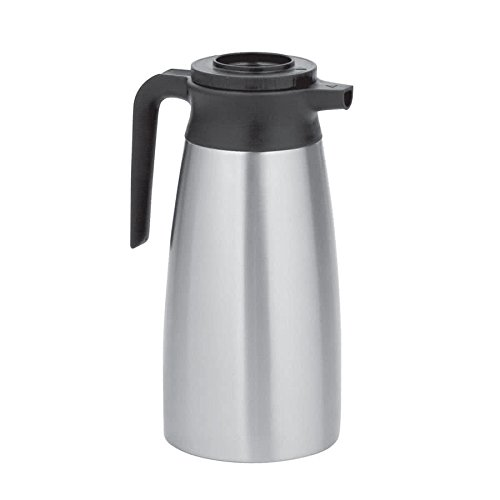TableTop King 39430.0000 Zojirushi 1.9 Liter Stainless Steel Thermal Pitcher (Pitcher 1.9l Thermal)