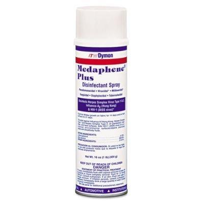 Dymon Medaphene Plus Disinfectant Spray SO12 Dymon Medaphene Plus Disinfectant