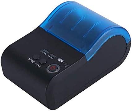 Mouwa Mini Portátil Bluetooth De La Impresora Térmica De ...