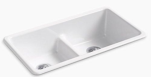 Bowl Cast Iron Sink - 4