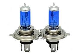 Light White 9004 Bulb (92 93 94 95 96 97 98 99 00 01 02 03 Honda Civic DX/EX/LX/GX/Si 2pc 12v 55w H4/9003 Xenon Gas Super White High/low Beam Light Bulbs 5000k (1pair))