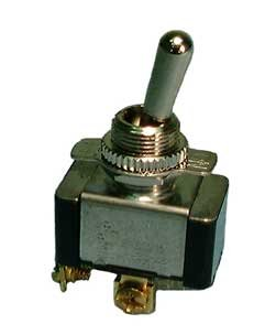SPST Philmore 30-1426 Heavy Duty Utility AC Push Button Momentary Switch