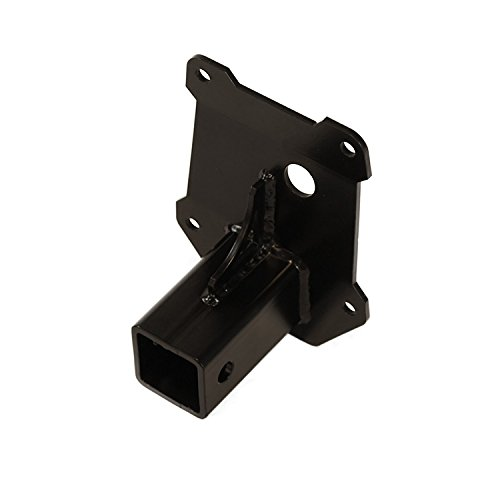 Allied Powersports Steel 2 Inch Receiver for Polaris RZR