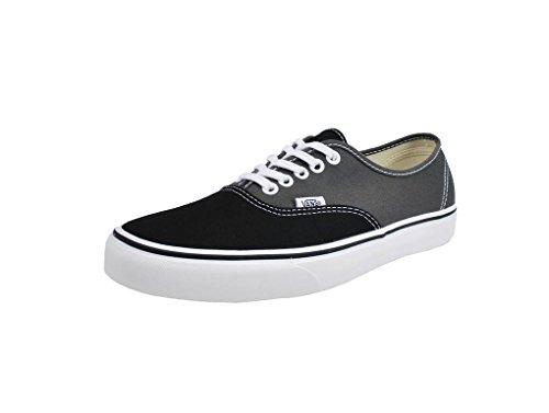 530e23f1aa9a41 Galleon - Vans Unisex Authentic (Vintage 2-Tone) Blk Chrcl Skate Shoe 9 Men  US   10.5 Women US