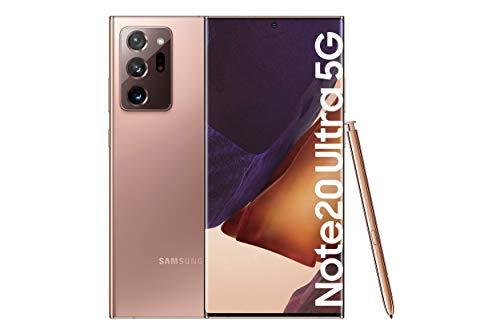 Samsung Galaxy SM-N986B 17.5 cm (6.9″) 12 GB 512 GB 5G USB Type-C Bronze Android 10.0 4500 mAh – Samsung Galaxy SM-N986B, 17.5 cm (6.9″), 12 GB, 512 GB, 108 MP, Android 10.0, Bronze
