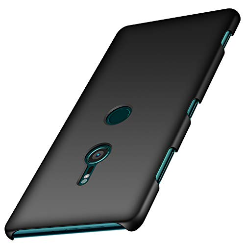 anccer Colorful Series for Sony Xperia XZ3 Case Ultra-Thin Anti-Drop Premium Material Slim Cover for Sony Xperia XZ3 (Not for Xperia XZ2) (Dark)