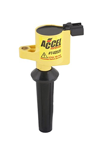 ACCEL 140505 SuperCoil Extra Energy Coil-On-Plug for Mazda/Ford I4 Engine