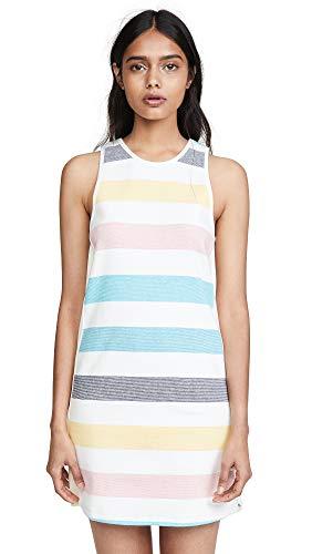 - Splendid Women's Shoreline Active Dress, Shoreline Stripe, X-Small