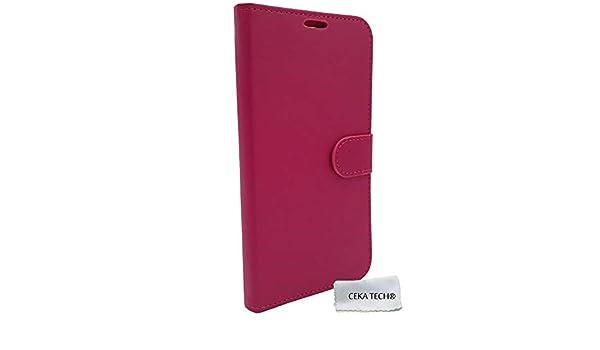 Funda Compatible con QILIVE Q8 882553 - Rosa: Amazon.es: Electrónica