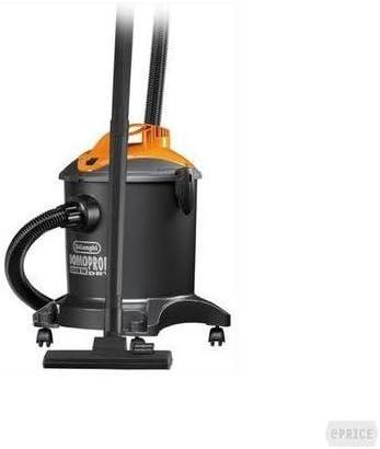 DeLonghi XD1030P Aspiradora tipo cilindro, 170 W, 20 L, plástico, color negro y naranja: Amazon.es: Hogar