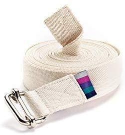 Dorime Classic Extra Long Iyengar Yoga Belt, 3m
