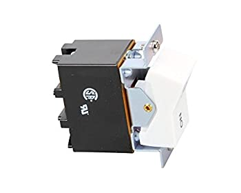 Keating 054920 Rocker Switch, 30-Amp, 250-volt