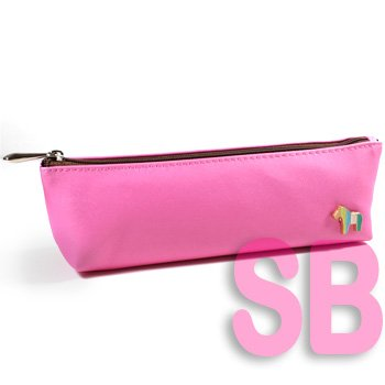Pen Pink Filofax (Kawaii Vibrant Pink Pen Pencil Pouch Holder Pony)