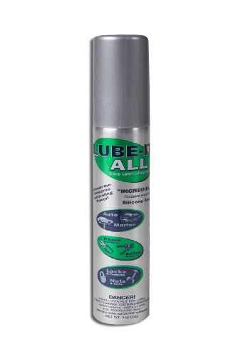 Gasoila Lube-It All Deep Lubricating Oil, 1 oz Aerosol 1 Ounce Aerosol