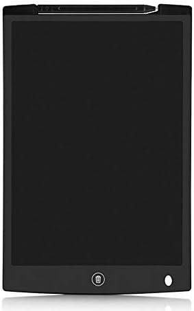 LKJASDHL 12インチLCDタブレットLcd光エネルギー小さな黒板子供教育落書き絵画電子ライティングボードビジネスボードホワイトボードペン (色 : 黒)