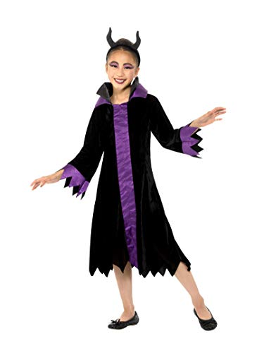 Girl's Evil Queen Costume Medium ()