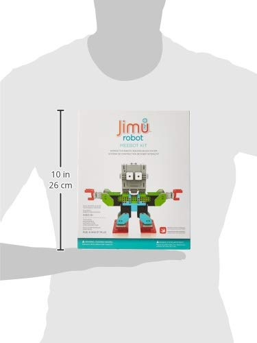 UBTECH Jimu Robot Meebot Kit by UBTECH (Image #2)