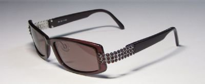 Daniel Swarovski S641 Plum / Dark Violet - Sunglasses Euro