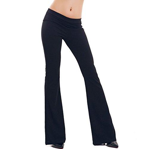 elefante zampa Blu AS nuovi Pantaloni donna scuro campana Toocool 2462 elasticizzati aderenti hot wIcZXgqqUx