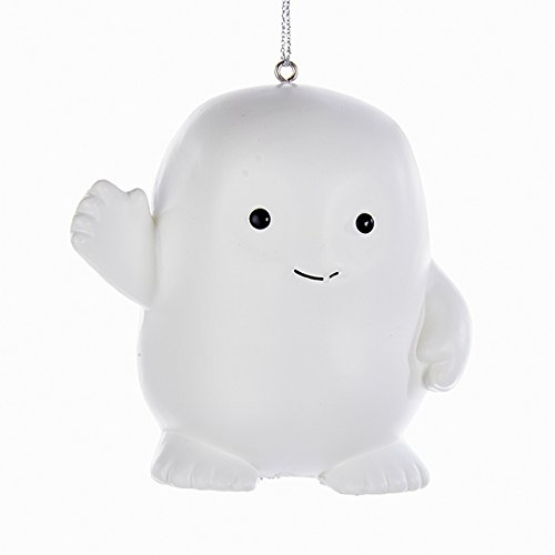 "Kurt S. Adler 3"" DR Who Adipose Blow Mold Ornament"